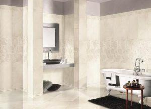 Важный шаг в ремонте ванной комнаты - выбираем качественную плитку
